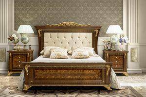 Aida Bett, Elegantes klassisches Bett