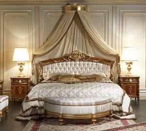 Art. 2011/K Bett, Bett mit Kopfteil