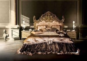 F120/B, Doppelbett, Versailles-Stil