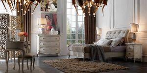 Fru-Fru, Klassisches Zimmer mit handgefertigten Dekorationen