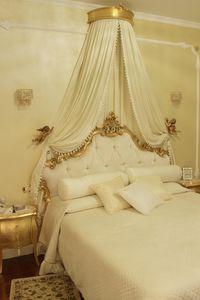 Luana classic, Klassisches getuftetes Bett
