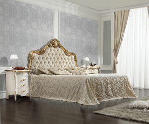 Vivaldi Art. 501 - 502, Luxuriöses klassisches Bett