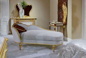 Dormeuse 3708, Luxusliege für Schlafzimmer