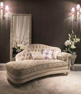 Etoile dormeuse, Zugeknöpft Liege ideal für Luxus-Hotels