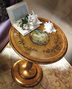 5243 runder tisch, Runder Tisch im klassischen Stil