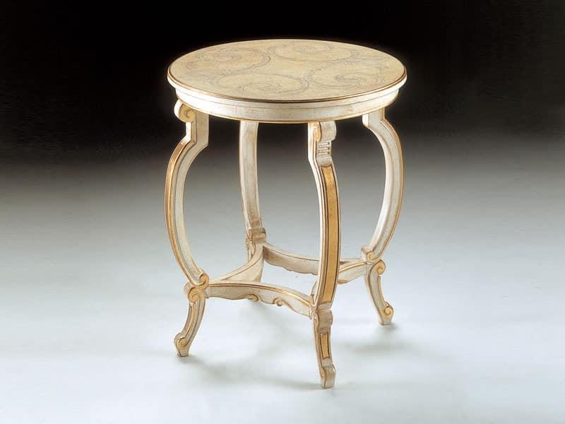 Art. 1369, Tabelle mit exquisiter Ausstattung, für Luxus klassische Suite