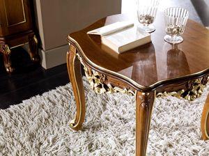 Regency Lampentisch, Lampenhalter Tisch im klassischen Stil