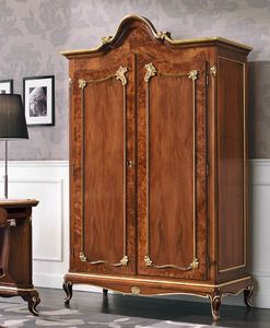 Art. 3100, Kleiderschrank mit zwei Türen im klassischen Stil
