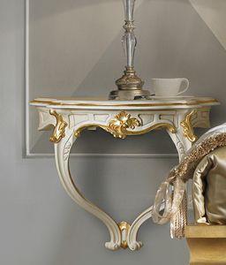 Art. 2700, Abgehängter Nachttisch im klassischen Stil