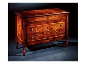 Maggiolini chest of drawers 701, Luxus klassischen Kommode
