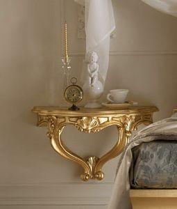 Art. 786, Goldfarbener Nachttisch