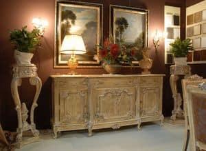 3485 SCHRANK, Sideboard mit 3 Türen für klassische Speisesäle