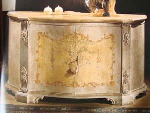 Art. 1673/1, Anrichte mit 2 Türen für Esszimmer, klassischen Luxus