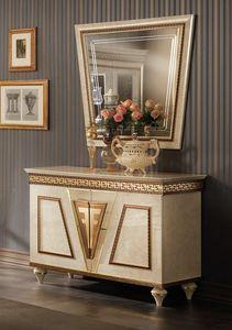Fantasia 2 Türen Sideboard, Luxus Sideboard für Esszimmer