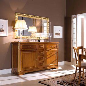 La Maison MAISON605T, Sideboard mit Geschmack aus dem 17. Jahrhundert