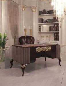 Art. 103, Executive-Schreibtisch für Büros, Luxus im klassischen Stil