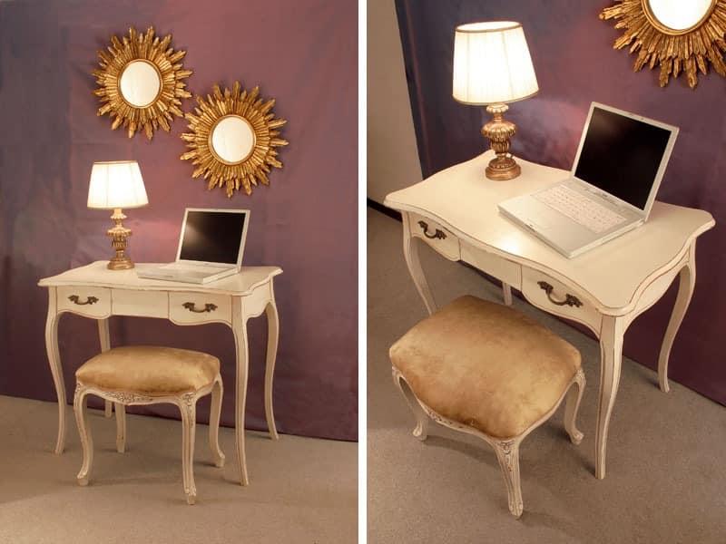 Art. 523 Valerie, Executive Schreibtisch, Luxus klassisch, für das Büro
