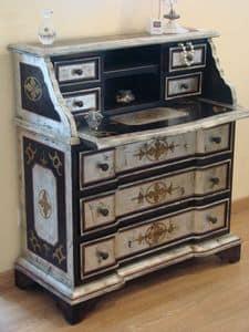 Art. 540, Venetian Schreibtisch für zu Hause, im klassischen Stil