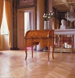 Art. 929, Trumeau aus Holz mit Faltdach