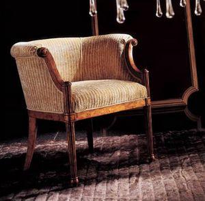 228P, Sessel mit traditionellem Design