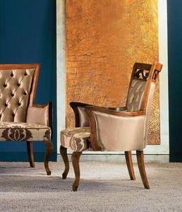 250P living room, Getufteter Sessel
