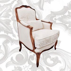 3120 Sessel, Louis XV Sessel im klassischen Stil