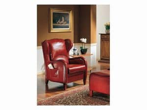 Dundee, Sessel im klassischen Stil für Hotelhalle
