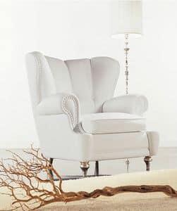 Esedra, Covered Sessel, klassisch modernen Stil