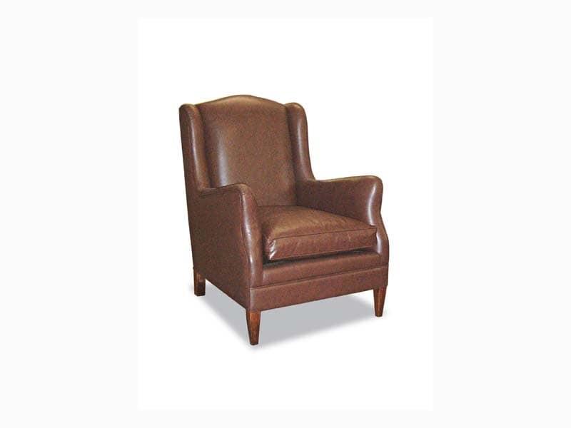 Miriam, Rich-Sessel mit klassischen Linien, für Wartebereich