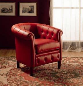 Tilly, Sessel mit eleganter Abdeckung, für Hall Hotel
