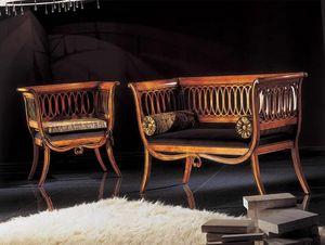 210D, Kleines Sofa im klassischen Stil