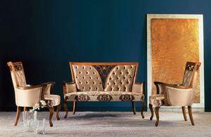 250D, Elegantes klassisches Sofa