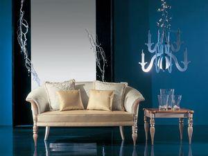 288D, Klassisches Luxus-Kleinsofa