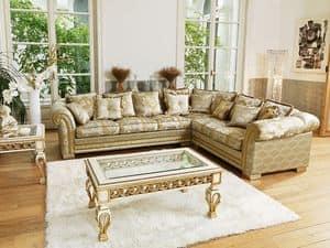 Ambassador modular, Corner klassische Sofa, misst anpassbare