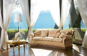 Angelica Ring, Klassische Luxus-Sofa für jede Umgebung