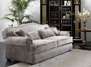 ART. 2069, Klassisches 3-Sitzer-Sofa