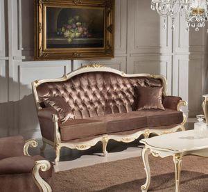 Art. 3700, Elegantes Sofa im Liberty-Stil
