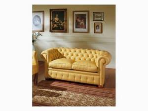 Chester, Luxus Klassische Sofas Wohnräume