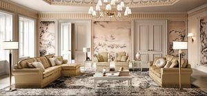 Decor Sofa, Kollektionen von Sofas im klassischen Stil