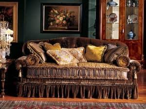 Elena sofa, Luxury klassischen Sofa