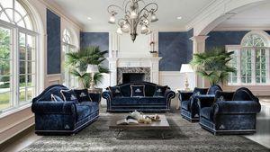 ETOILE, Klassisches Sofa und Sessel