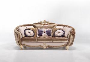 Isabelle Sofa, Luxuriöse Sofas im klassischen Stil