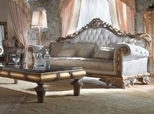 Lariana Sofa, Prächtiges Sofa im klassischen Stil