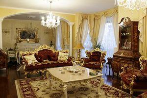 Maria Stoff, Klassisches Luxus-Sofa
