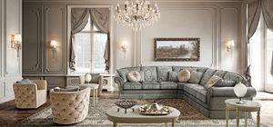 Nostalgia Sofa, Modulares Ecksofa
