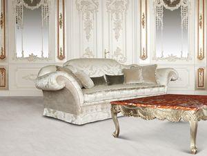 Sofa 4920, Luxussofa im klassischen Stil
