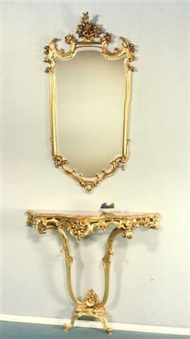 5040 SPIEGEL, Geschnitzte Spiegel für Luxushotel geeignet
