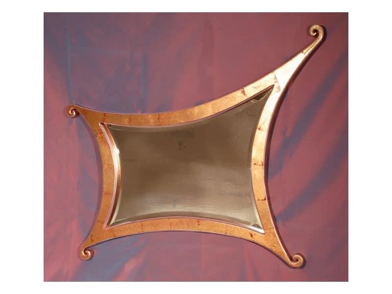 Art.2147 Visionnaire, Spiegel Luxus klassische, ursprünglichen Form, für Halle