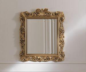 ART. 2834, Klassischer Spiegel mit Rahmen