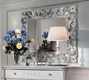 Art. 310, Spiegel mit silbernem Rahmen